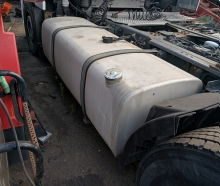 Алуминиев резервоар 690Л. 580x1995x675 за DAF XF105.460