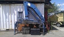 Кран за камион MEILLER