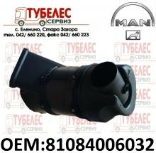 Кутия за въздушен филтър MAN TGA 81084006032