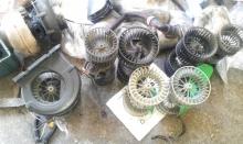 Вентилатори / Моторчета парно втора употреба