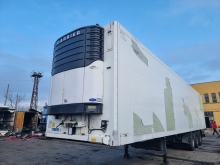 Полуремарке Schmitz SO1, Хладилен агрегат Carrier